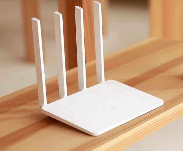 小米路由器3无线wifi智能5G双频稳定穿墙家用高速宽带路由器